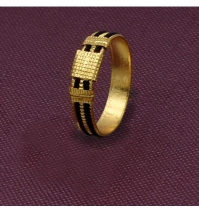 gold plated elephant tail model fiber ring in 2019 rings