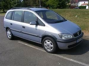 2002 Vauxhall Zafira Photos  Informations  Articles