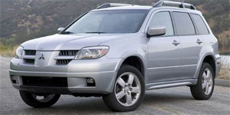 mitsubishi outlander page  review  car connection