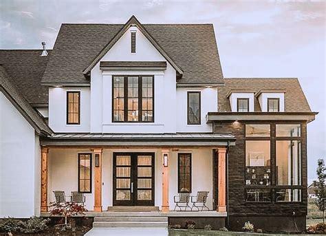pin   home inspo house exterior modern farmhouse exterior dream
