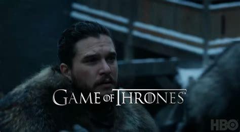 Game Of Thrones Season 8 Footage Revealed In Hbo Teaser