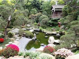 Small Japanese Garden for Green and Refreshing Exhibition