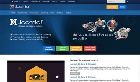 Joomla Org Templates 29 Free Joomla Resources Extensions Templates