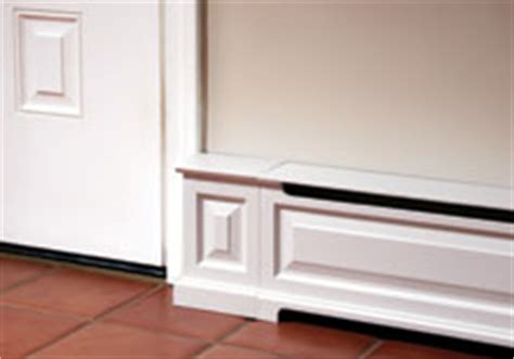 overboards baseboard covers baseboard heater covers