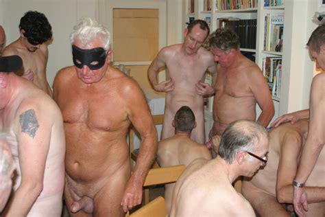 Gay Group Sex Orgy