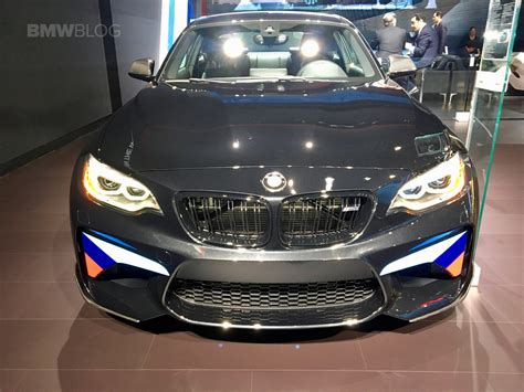 2017 nyias bmw m2 shows new 763m style wheels