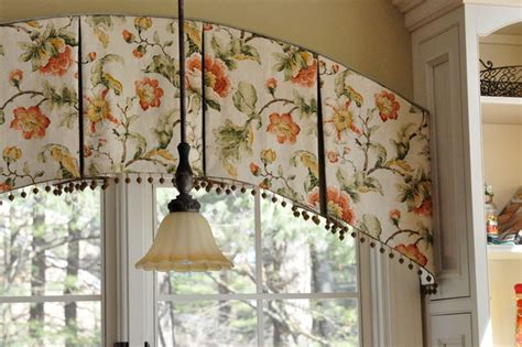 Box Valance For Sale by Arched Box Pleat Valance Traditional Boston By