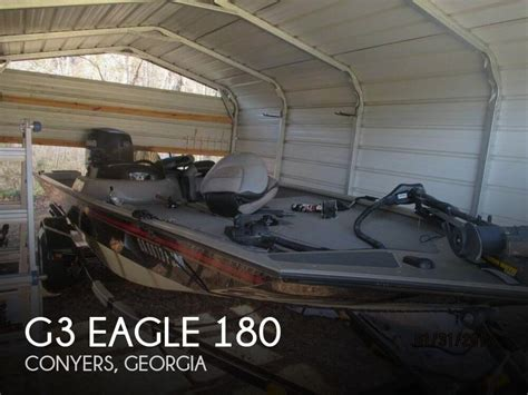 G3 Boats For Sale In Georgia by For Sale Used 2013 G3 Boats 1860 Ccj Deluxe In Buford
