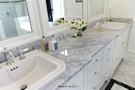Marble Vs Granite Bathroom Countertops by Roanoke Countertops Lynchburg Countertops Charlottesville