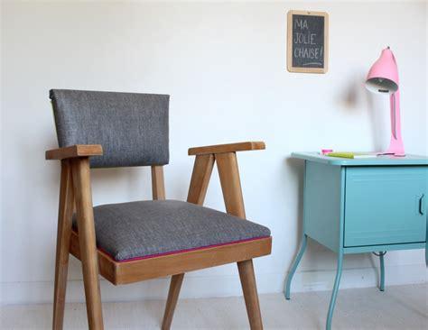 tapisser une chaise des idées pour le style de maison