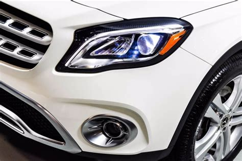 Request a dealer quote or view used cars at msn autos. Certified Pre-Owned 2018 Mercedes-Benz GLA 250 4MATIC SUV | Polar White U17471