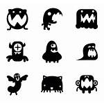 Monsters Monster Icon Icons Halloween Packs Svg