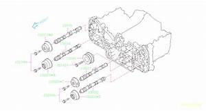 2009 Subaru Tribeca Engine Timing Camshaft Sprocket  Belt
