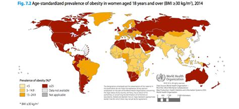 obese countries   world business insider