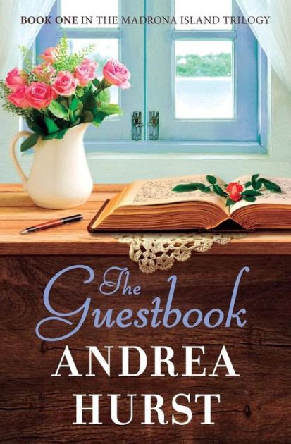 barnes and noble hurst the guestbook by andrea hurst paperback barnes noble 174