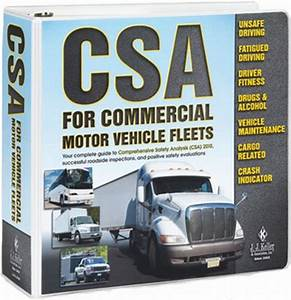 Csa For Commercial Motor Vehicle Fleets Manual 197
