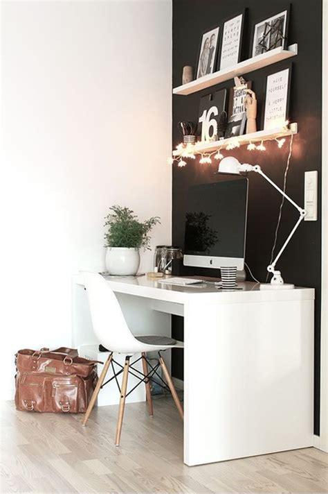 bureau pour petit espace des idées pour aménager un bureau dans un petit espace