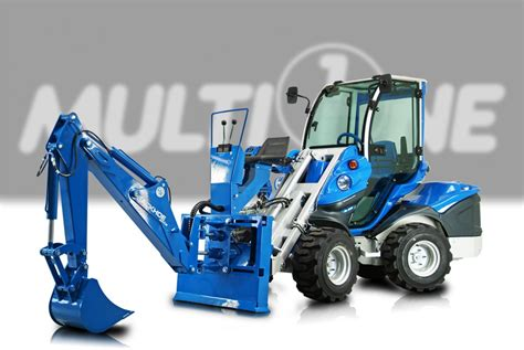 mini loader backhoe mini backhoe multione