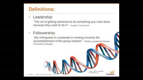 followership     leadership youtube