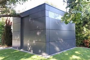 Gartenhaus Modern Kubus : design gartenhaus moderne gartenh user schicke gartensauna bausatz ~ Whattoseeinmadrid.com Haus und Dekorationen