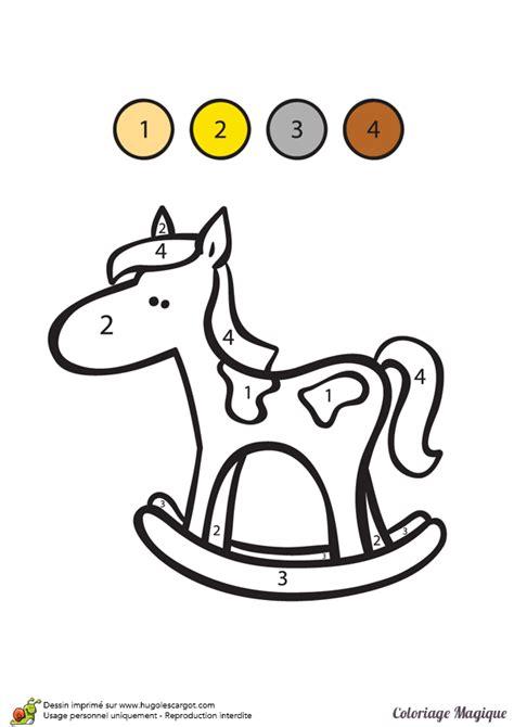 cuisine bois jouet dessin à colorier d un coloriage magique maternelle un