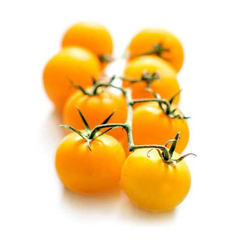 The indeterminate tomato plants have strong vines that produce. Yellow Cherry Tomato | South Stream Market - South Stream Market