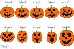 Halloween Krbis Vorlagen Zum Ausdrucken Kostenlose