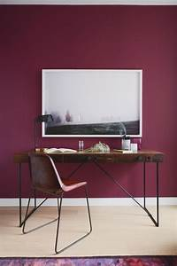 best 25 burgundy walls ideas on pinterest burgundy room With couleur mur bureau maison 13 decoration maison usa