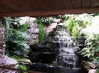 indoor water garden house plans Indoor water fountains, A tank and Fish on Pinterest