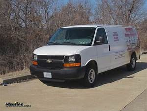 2008 Chevrolet Express Van Curt Trailer Hitch Receiver