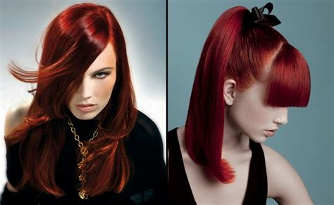 Are Red Hairstyles For You