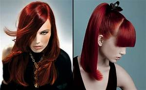 Red Hair Color Of Long Haircuts As Nice Hair For Women