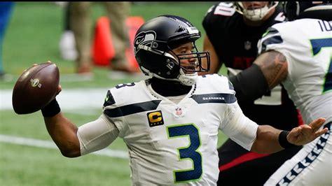 With an empty stadium, Seahawks win at Atlanta 38-25 ...