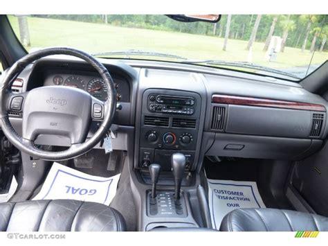 jeep grand cherokee dashboard 2000 jeep grand cherokee laredo 4x4 agate dashboard photo