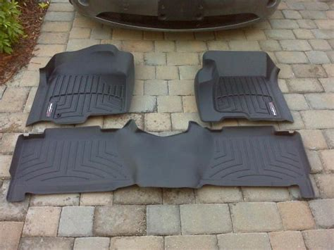 Cleaning Weathertech Floor Mats by Review Of Weather Tech Floor Mats