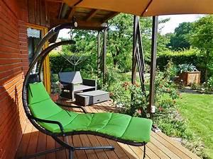 Schaukel Für Balkon : schaukel auf der terrasse welche optionen gibt es ~ Lizthompson.info Haus und Dekorationen