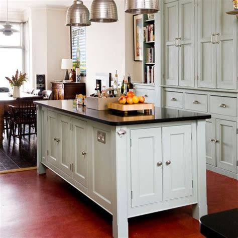 is laminate flooring for kitchens traditional island kitchen islands housetohome co uk 9019