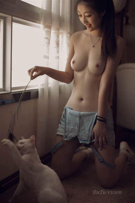 Perfect Asian Boobs Pussy Honaar