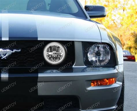 Ford Mustang Led Halo Ring Daytime Running Lights