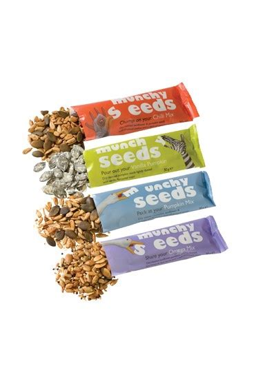 munch seeds healthy foods and snacks to eat at your desk