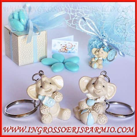 bimbo e prezzi elefantino portachiavi nascita bimbo biberon palla celeste