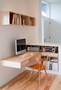 Attractive, Small, Desk, Design, Ideas, For, Small, Home, Office