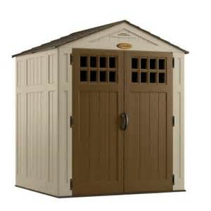 suncast sierra 6 ft 8 in x 5 ft 6 in resin storage shed
