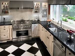 small kitchen design smart layouts storage photos hgtv With amazing and smart tips for kitchen decorating ideas