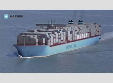 Maersk Line TripleE The largest, most efficient ship in