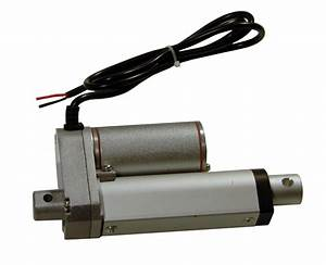 2 Inch Linear Actuator Kit 12  225 Lbs Max Load