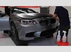 Unique Auto Films BMW F10 M5 Frozen Grey Xpel Stealth