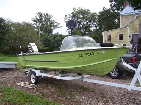 1969 Starcraft Aluminum Boat by 1965 Starcraft Nassau Restore Boat Boats