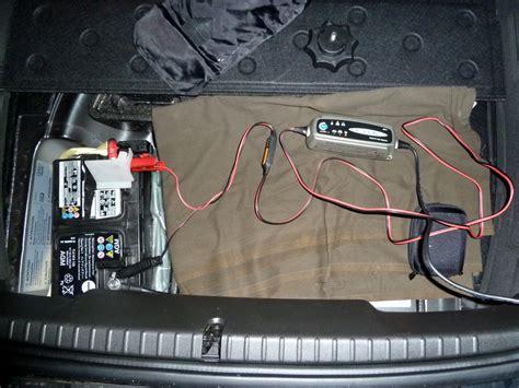 autobatterie laden ohne ausbau batterie problem batterie nach kurzer zeit entladen tt lounge