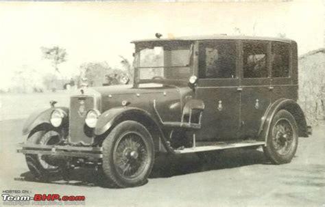 1937 Daimler El24 Limousine Of Kolhapur